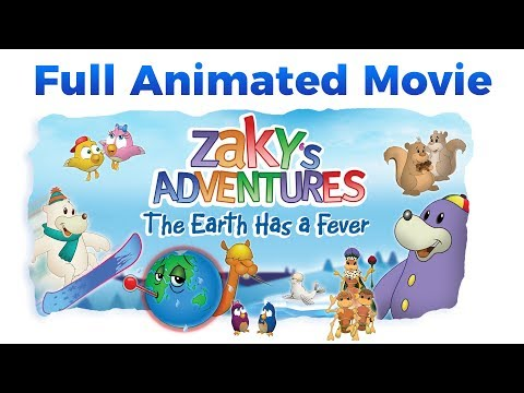 Download Zaky's Adventures: The Earth Has a Fever - FULL MOVIE