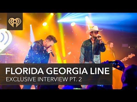 Florida Georgia Line Share Inspiration Behind