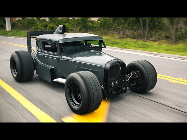 Inside the Model A with S2000 swap