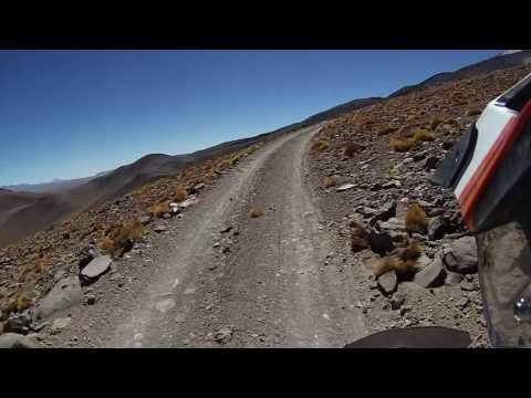 Bolivia, Uturuncu Volcano - 5730 meter above sea level