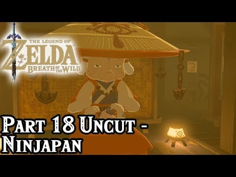 Breath of the Wild [Part 18 Uncut - Ninjapan]