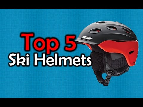 ▶️ Best Ski Helmets - Top 5 Helmets For Skiing & Snowboarding