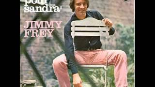JIMMY FREY une rose pour Sandra ( 1972 )