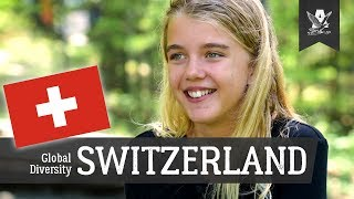 SWITZERLAND - International Diversity at Adirondack Camp