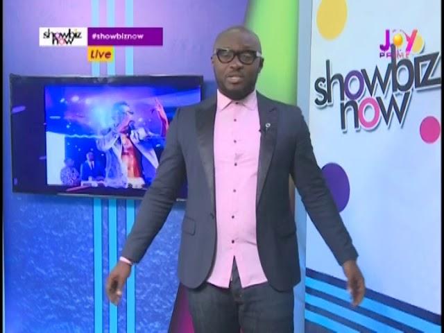 Showbiz Now on Joy Prime B (15-8-18)