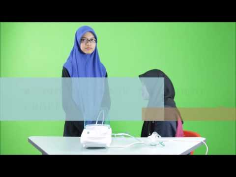 EMCC 0124 : Introduction to Nebulizer and its Accessories Ultrasound Scanning