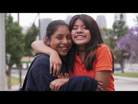 A Day In The Life of a Sal Castro Middle School Student!