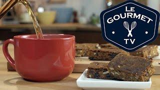 Molasses Date 'n' Nut Bars Recipe - Legourmettv