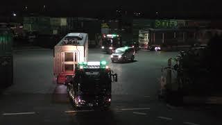 【陸送】東京地下鉄日比谷線13000系(13122編成)