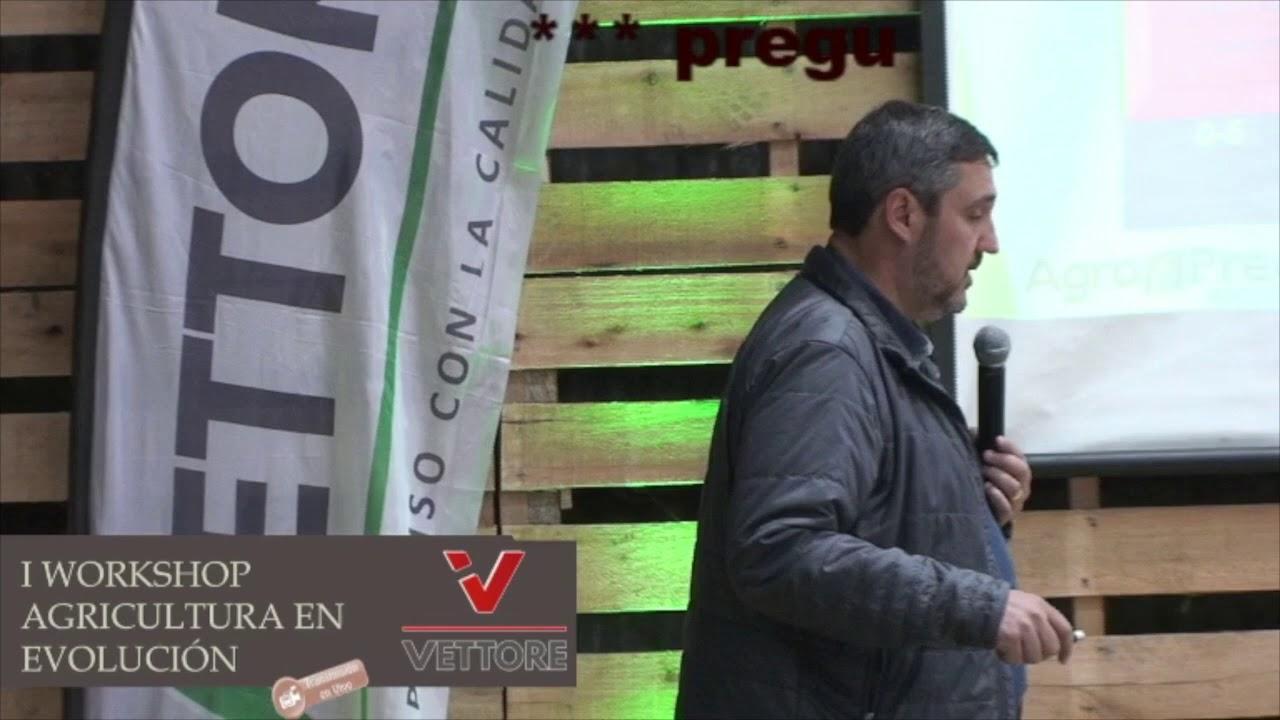 1º Workshop Agricultura en evolución Palestra 01 Vettore Transmissão ao vivo Fly Camera