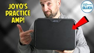 Joyo MA-10E Practice Amplifier Portable Practice Amplifier Review
