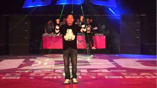 Yoshibow|Aga|Scoo B Doo|Locking裁判表演|WDG Vol 2