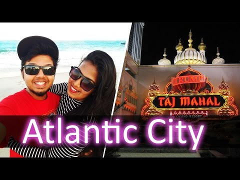 മലയാളം ട്രാവൽ വീഡിയോ | Atlantic City | New Jersey | Malayalam Travel Video | Trip Couple