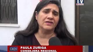 05 SEPT. 2014 CORE PAULA ZUÑIGA REUNION MINISTERIO PUBLICO