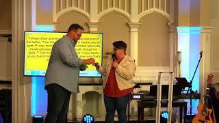 May 23, 2021 Hilmar Covenant Sunday Sermon