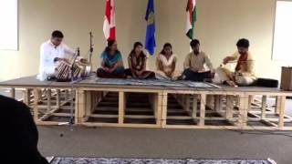 Canada day performance  Anugraha  Edmonton