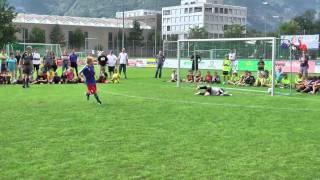 FC Energie Cottbus - Liechtenstein 10:9 (D-Junioren-Finale - 2. Teil)
