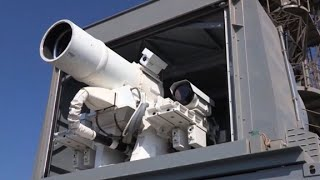 US Navy's new drone-killing laser