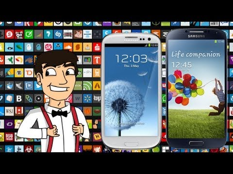 Top 10 apps for Samsung Galaxy S3 / S4