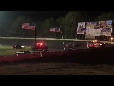 WISSOTA Super Stock Feature at Casino Speedway |5/26/19| pt1