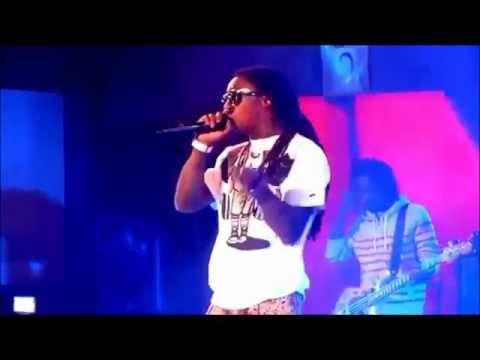 Lil Wayne - Blunt Blowin' (Live)