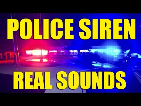 Police Siren - Ultimate Collections | Sound effects