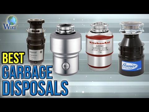 8 Best Garbage Disposals 2017