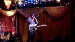 Casey Crescenzo - What It Means To Be Alone (Live at The House Cafe 9/15/13)