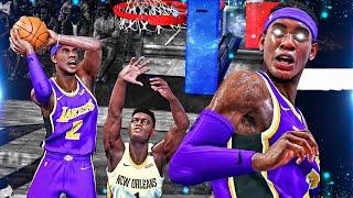 Caught Zion Lacking !!! Anthony Davis Returns Back to NOLA   NBA 2k19 MyCareer #48