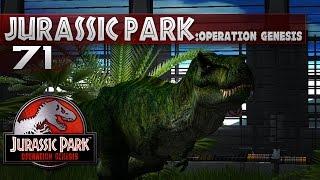 Jurassic Park: Operation Genesis || 71 || New TRex