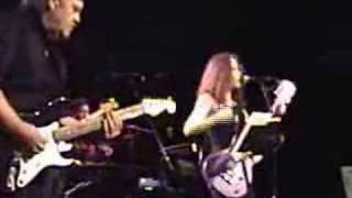 Blue Merlot live:  Big Ovaries