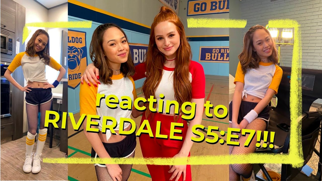 Download Reacting to Riverdale S5:E7 with my friends!!! // Andree Bonifacio