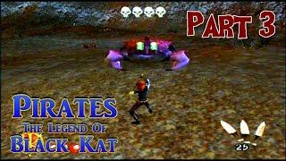Pirates: The Legend of Black Kat walkthrough (part3)