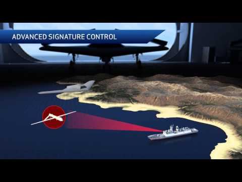 Skunk Works® UCLASS Concept Video