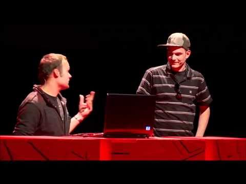 TEDxRotterdam - Noisia - An inside on electronic music