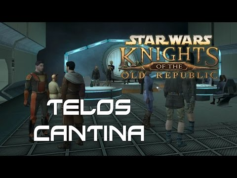 Star Wars: Knights of the Old Republic II Ambient Music - Telos Cantina