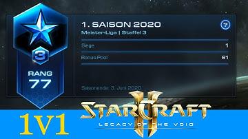 Bestes Master-Terraner-Niveau - Starcraft 2: Legacy of the Void Multiplayer [Deutsch | German]