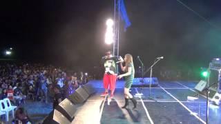 Luvlines (live) Kaogma Festival - Crazymix ft. Sisa