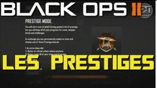 Black ops 2   Les prestiges et les armes en Or   SkyRRoZ