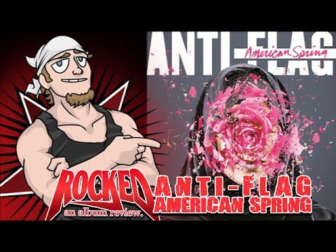 Rocked Album Review: Anti-Flag - American Spring