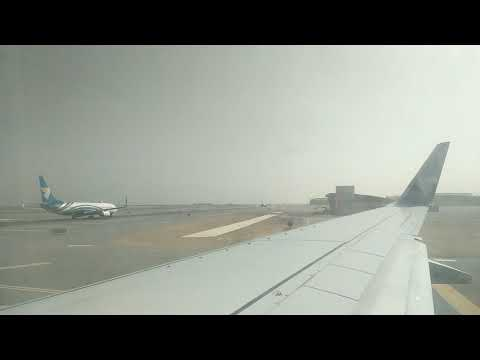 TRAVEL : OMAN TO MUMBAI (timelapse)
