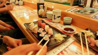 Sushi Zanmai - ristorante di sushi a Tokyo