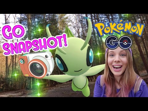 THIS is what Pokemon Go Snapshot was MADE for! thumbnail