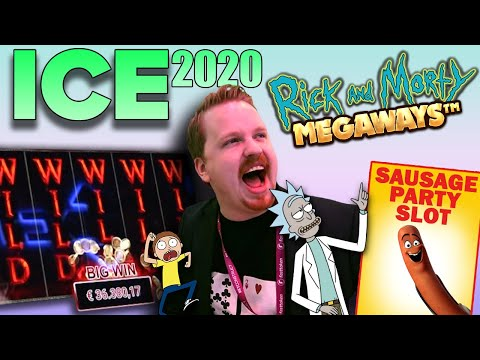 new-slots-2020-including-rick-and-morty-immortal-romance-5-full-wild-reels-seen-😱-|-vlog-49