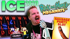 New Slots 2020 including Rick and Morty + Immortal Romance 5 full wild reels seen 😱 | Vlog 49