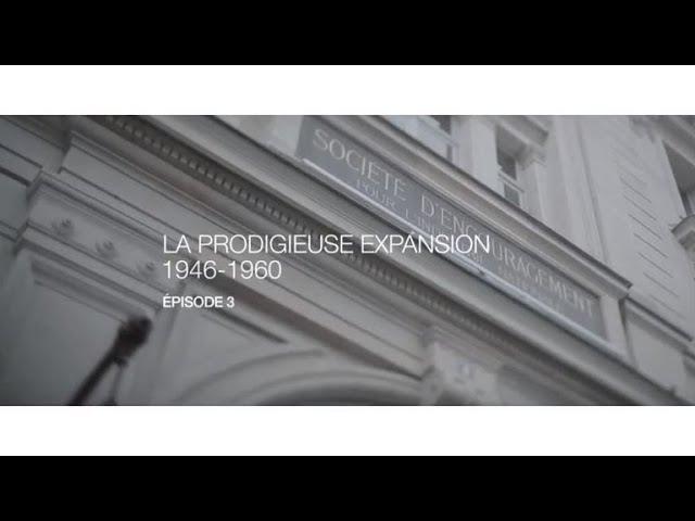 Total, un esprit pionnier - Episode 3 : La prodigieuse expansion 1946 – 1960