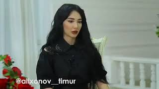 Zarina Nizomiddinova Zohid haqida😂