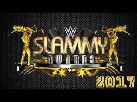 My WWE 2017 Slammy Awards