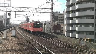 201系 近モリLB13編成  保安列車 梅田貨物線(大阪環状線) 野田駅にて 2018/01/01