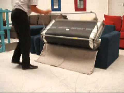 Jaybe Leon Sofa Bed Demo From Http